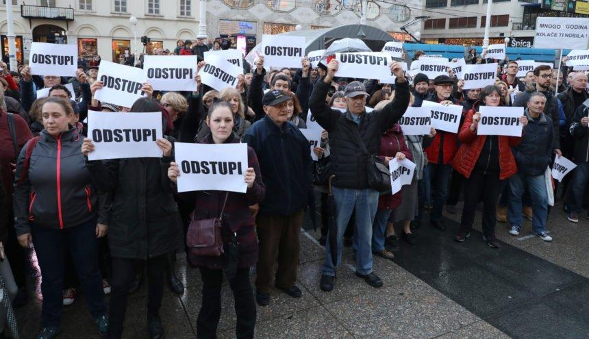 Aktivisti već vide Milana Bandića u Remetincu: Spremili su mu četkicu za zube, toalet papir, sapun i ručnik