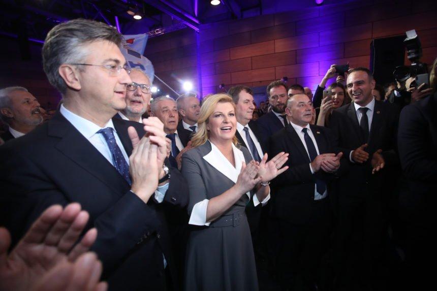 Šeks priznao: Jedan dio HDZ-ovog biračkog tijela ne slaže se s Plenkovićem