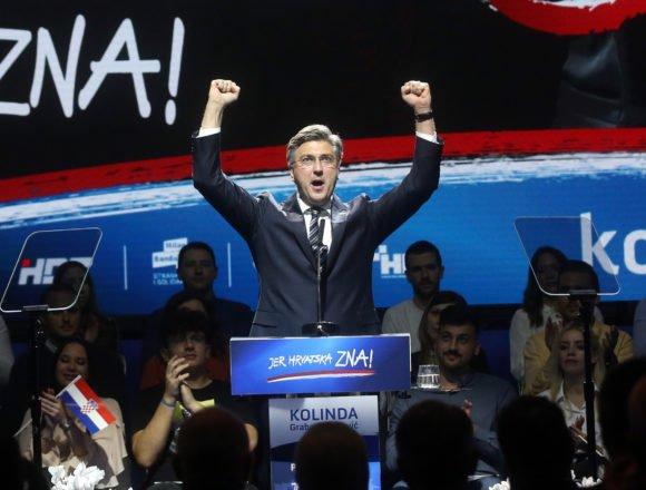 """Zajednica branitelja HDZ-a """"Gojko Šušak"""" podržava Plenkovića: Ovogodišnja proslava Oluje je nastavak Tuđmanove politike"""