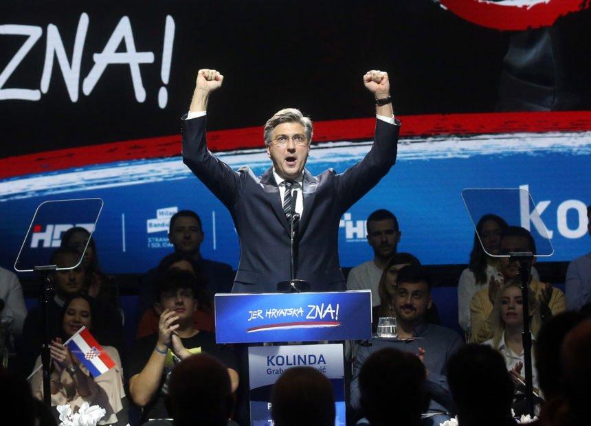 Plenković predstavlja svoj tim i program: Može li pobijediti  na parlamentarnim izborima