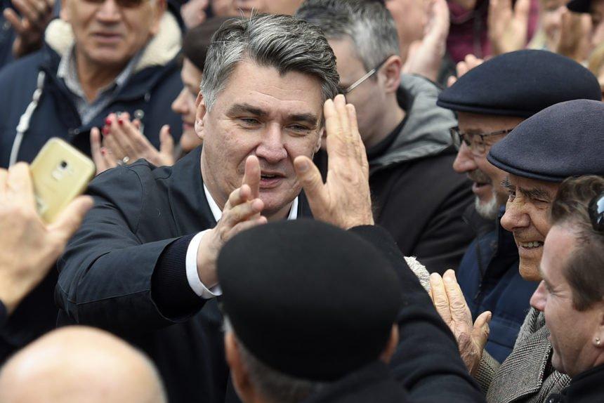 Milanović će imati skromnu inauguraciju na Pantovčaku: Neće biti lente, garde i straže