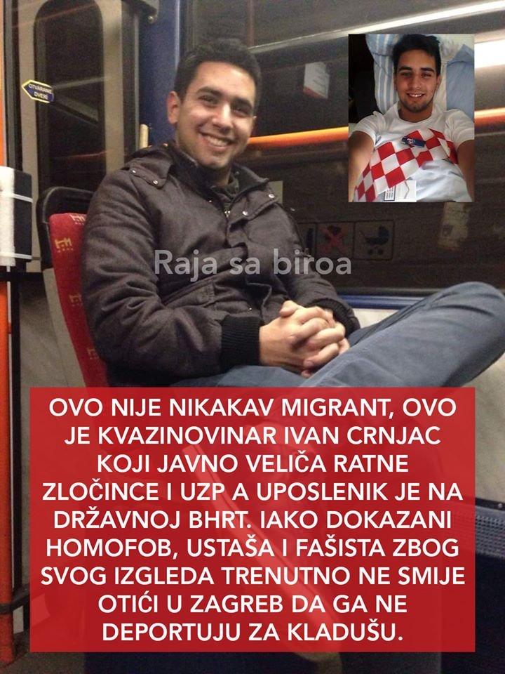 Hrvatski novinar izložen javnom linču: Nazvali ga homofobom, ustašom i fašistom