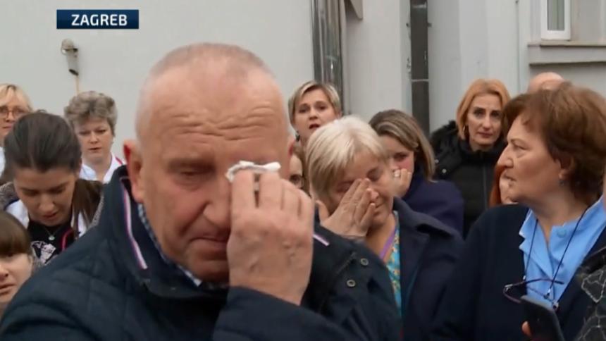 Rasplakao se popularni ravnatelj Nogalo: Kako je prošla smjena na čelu Dječje bolnice Srebrnjak