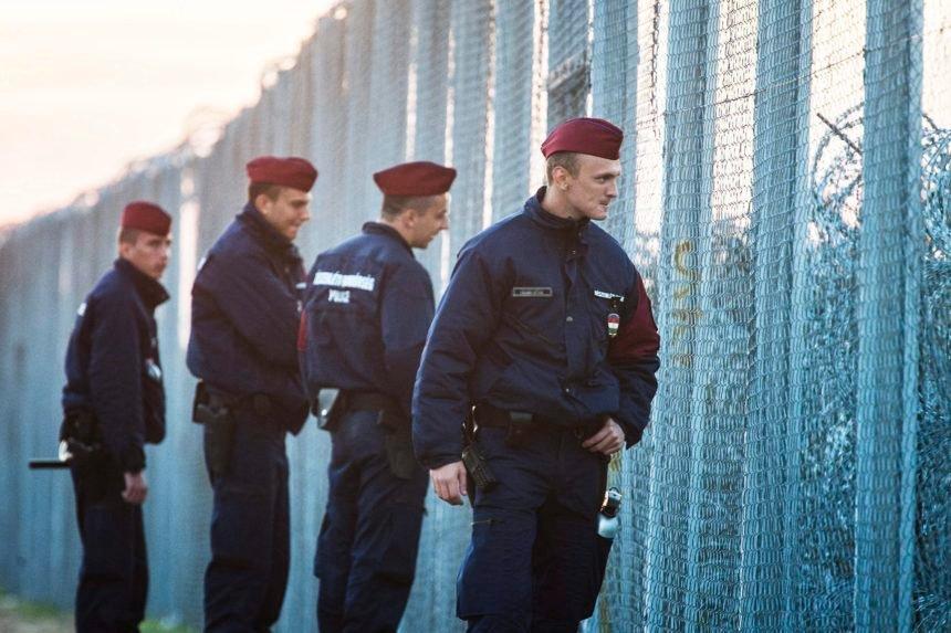 Šezdeset migranata pokušalo ilegalno ući u zemlju: Mađarska policija pucala u zrak