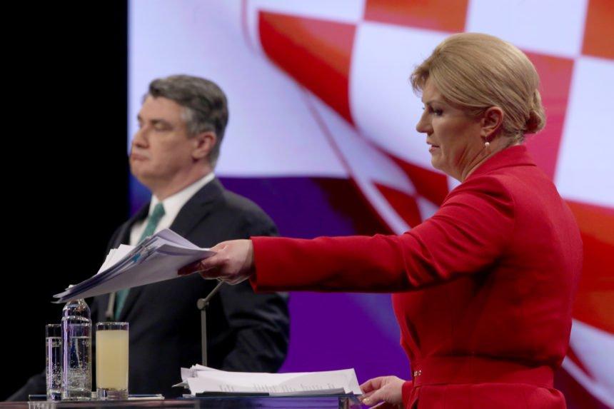 Kolinda Milanoviću: Kad bi vi samo čuli što su mi europski lideri rekli o vama