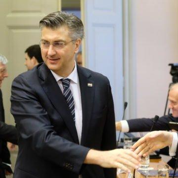 EKSKLUZIVNO: Pitali smo Plenkovića ima li u njegovoj Vladi masona. Dobili smo odgovor