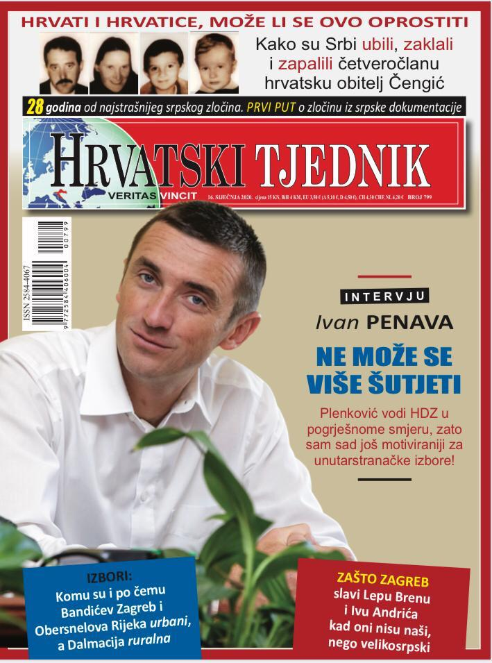 Ivan Penava krenuo u otvoreni sukob s Andrejom Plenkovićem: I on ga želi smijeniti