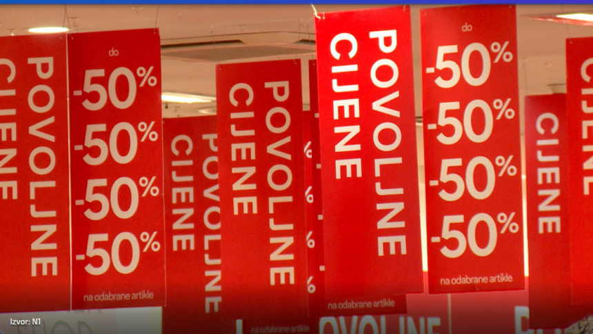 Oprez šopingholičari: Svaki šesti trgovac vas želi prevariti na sniženjima