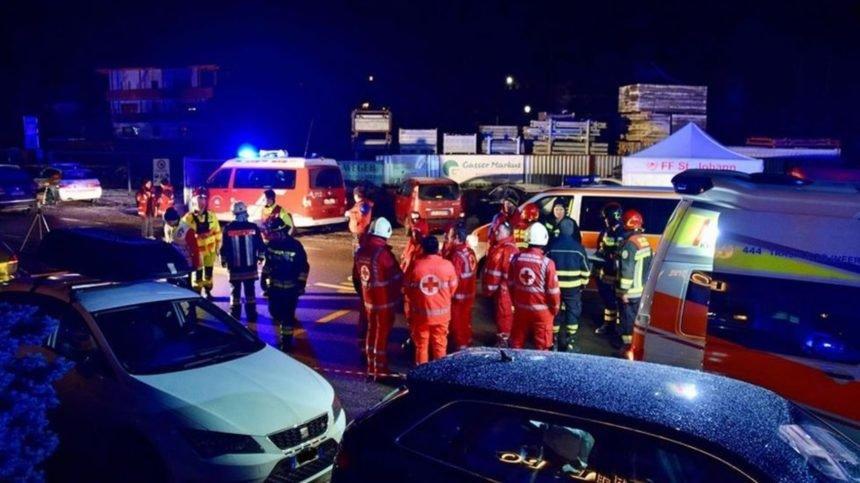 Nesreću skrivio pijani Tirolac u sportskom autu: Usmrtio čak šestero turista, a ozlijedio jedanaest