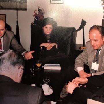 Tuđmanov savjetnik Darko Bekić tvrdi: Sin komunističkog moćnika Mike Špiljaka organizirao je Tuđmanov put u Davos