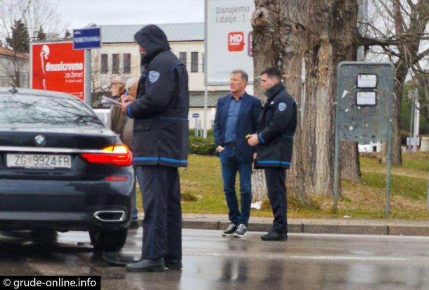 Zdravko Mamić sudjelovao u prometnoj nesreći: Luksuzni BMW se sudario s Mercedesom