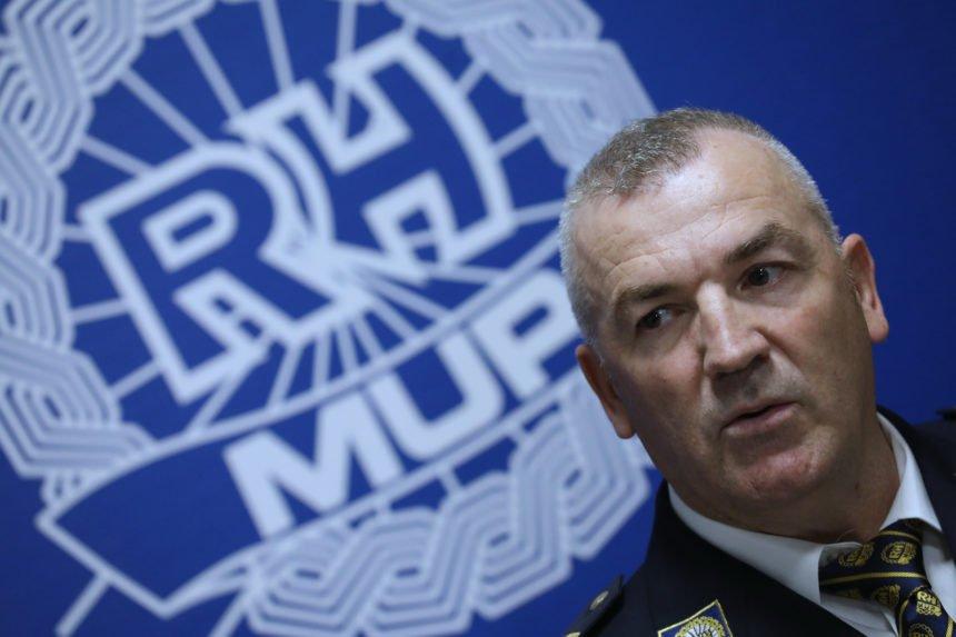 Ravnatelj policije Milina i dalje neuvjerljivo tvrdi: Nisam znao da je moj bivši zamjenik Ćelić bio na tajnom zadatku