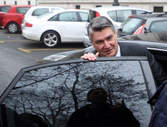 """Šolina """"čestitka"""" Zoranu Milanoviću: Milanović je već pokazao da je nenormalan"""