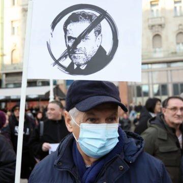 Je li moguće: Radnici Čistoće dobili naredbu ometati prosvjed protiv Bandića