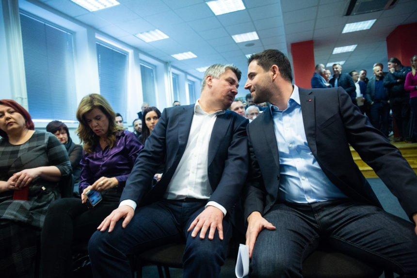 """Beljak i Hrelja digli """"ustanak"""" protiv Bernardić: Imaju li potporu Zorana Milanovića i njegovih ljudi u SDP-u?"""