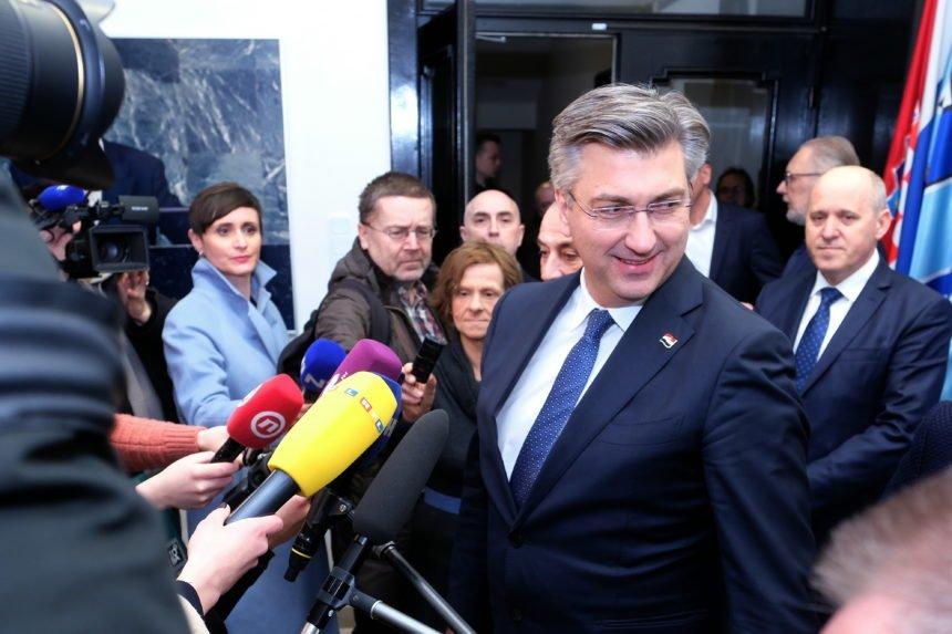 """Plenković pokušava zabiti klin među """"alternativce"""": Za Stiera ima mjesta u HDZ-u i nakon što ne pobijedi na izborima"""