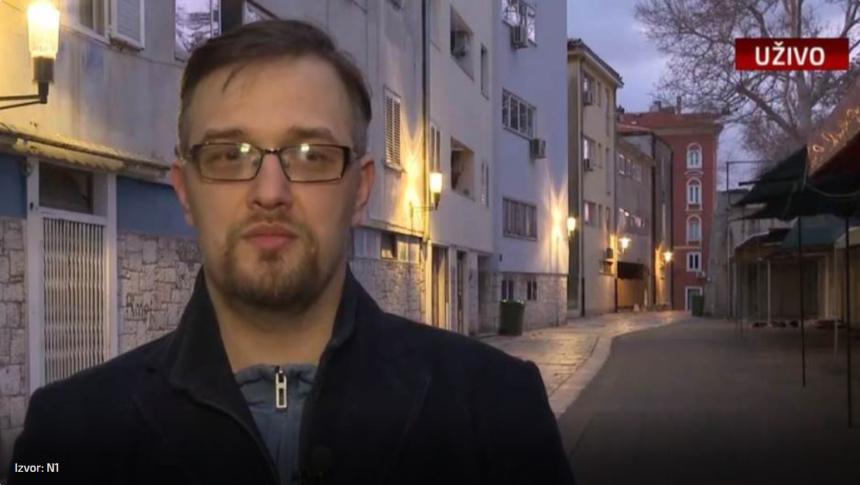 """Novinar Bajlo kojeg je pretukao Kalmetin """"vozač"""": Zna se tko je glava hobotnice u Zadru"""