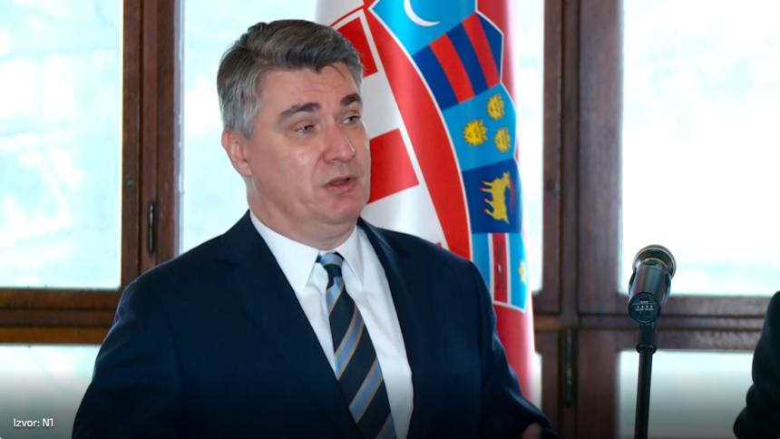 Milanović tvrdi da desnica brutalno napada slobodne medije i civilno društvo: U politici će još dugo dominirati manipulatori, lažovi i mrzitelji