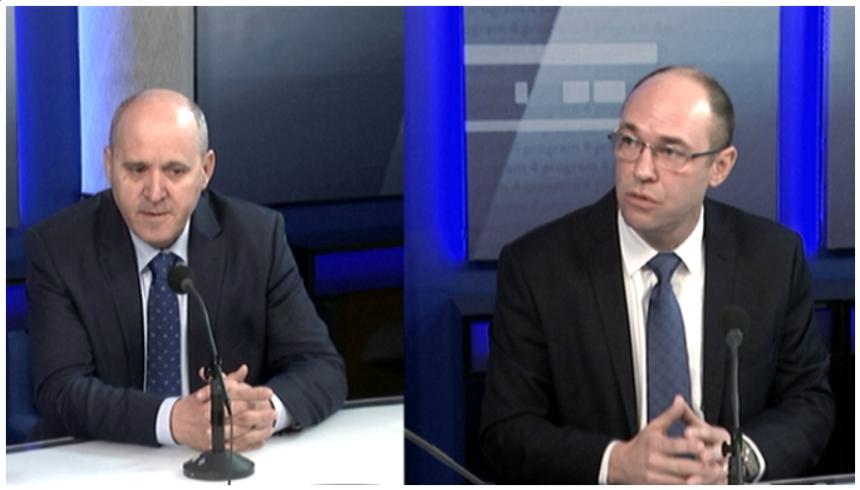 Što znači Stierova izjava da Kovač, Penava i on nisu blok: Bačić i dalje brani koaliciju s HNS-om
