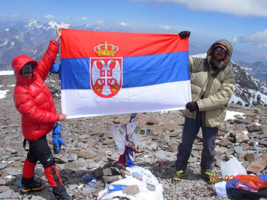 Kako se zaletio policajac Nikola Kajkić: Lažno je optužio državnu odvjetnicu da je na vrhu Aconcagua razvila srpsku zastavu