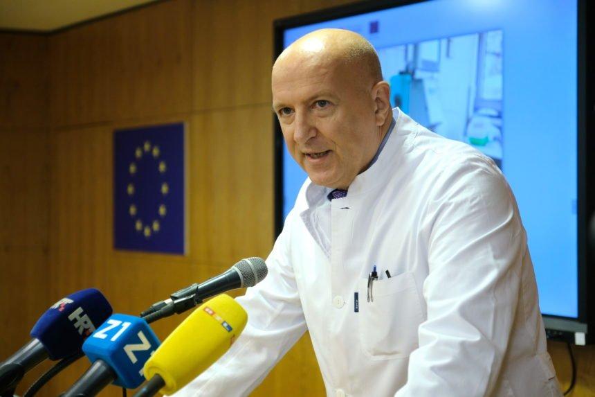Ravnatelj Klaićeve dr. Roić demantira neodgovornog oca: Djetetu nije bio ugrožen život