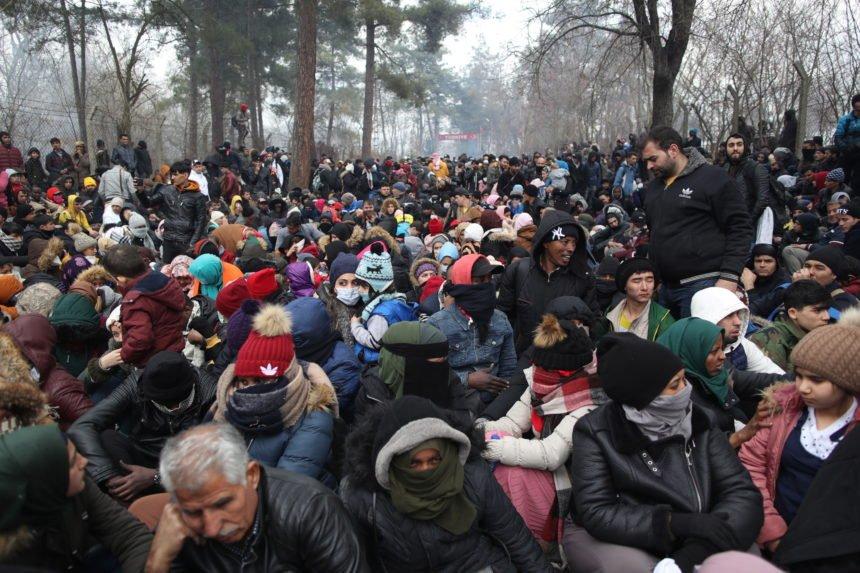 Europa se brani na grčkoj granici: Za sada je policija uspjela zaustaviti 10 000 ilegalnih migranata