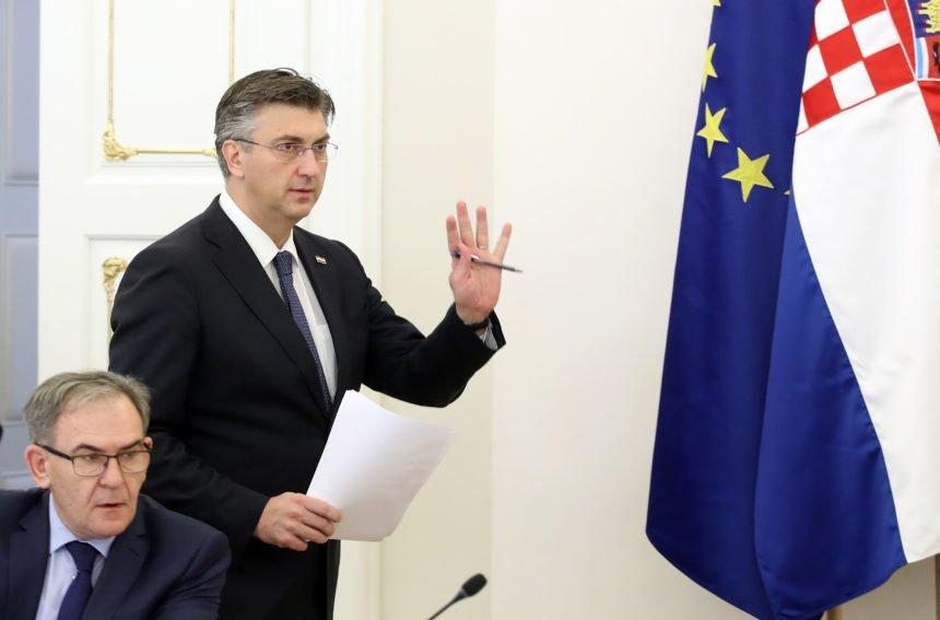 Plenković se ponovno pravdao zbog toga što nije donio Zakon o obnovi Zagreba: Malo se ogradio od Beroša