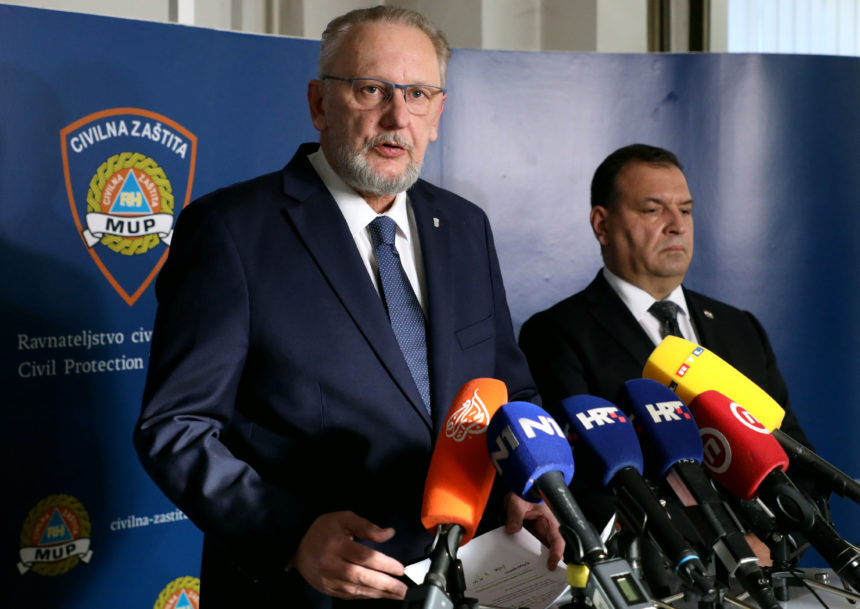 Božinović kritizirao Kalinića zbog katastrofičnih izjava: Plenković mijenja zakon zbog lokalnih moćnika koji su se previše uživjeli?