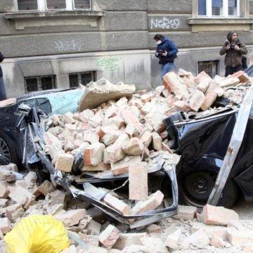 Tragedija u Zagrebu: Poginuo muškarac koji je radio na sanaciji štete od potresa