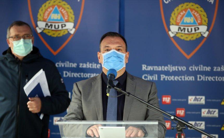 """Ministar Beroš izgubio živce: Optužio liječnike """"petokolonaše"""" da skrivaju opremu i da lažno prikazuju nestašicu"""