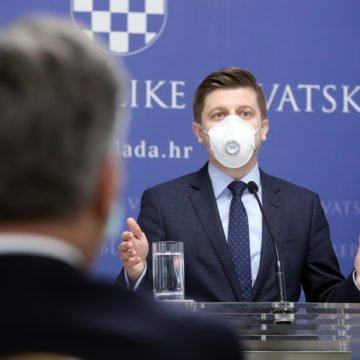 Ministar Zdravko Marić o spornom sastanku s Milenkom Bašićem: Ne znam mogu li se sjetiti toga ili ne. Što znači nasamo