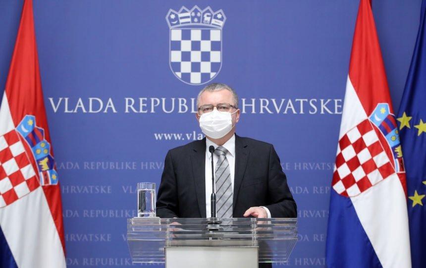 Ministar Horvat samouvjereno tvrdi: Nisam ja onaj misteriozni Darko iz afere Janaf