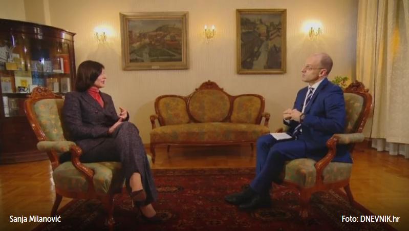 Kako slatko: Predsjednik Milanović i mačak Jerry slažu se fenomenalno