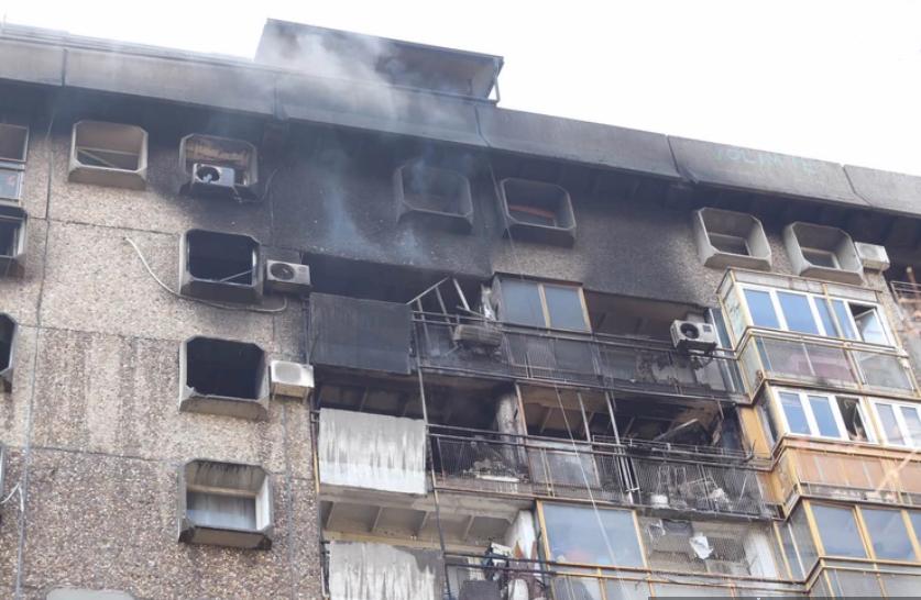 Stravičan požar u Beogradu: Poginulo šest osoba, ima teško ozlijeđenih