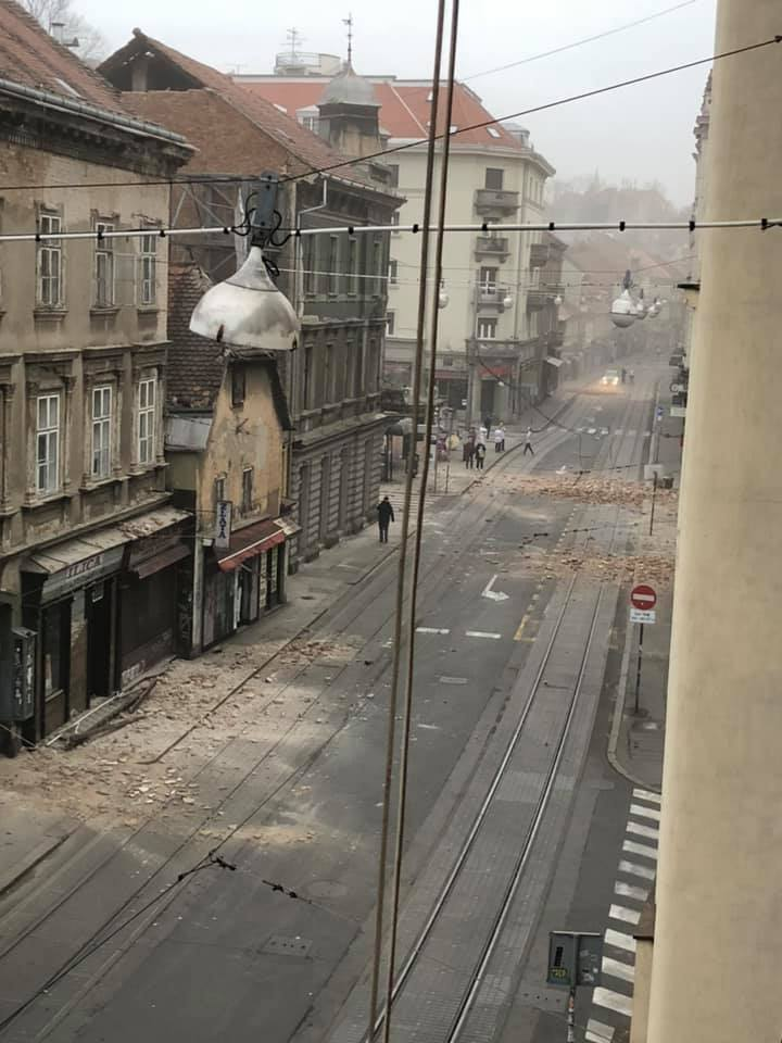 Nikola Grmoja otkriva kako je snimio fotografiju koja je postala simbol stradanja Zagreba