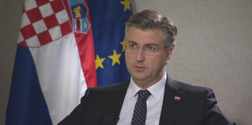 """Plenković žestoko napao Kovačeve """"alternativce"""": Vrijeđaju HDZ-ovce, a mene napadaju žešće nego oporba"""