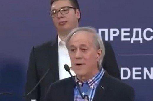 Vučićev doktor briljira: Smrtnost je mala, ali za onog 'ko umre, za njega je smrtnost 100 posto