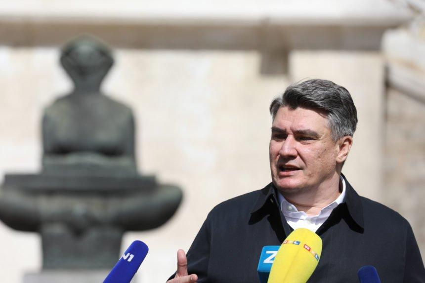 Ne oprašta kritiku: Milanović saborske zastupnice nazvao samodopadnim narikačama