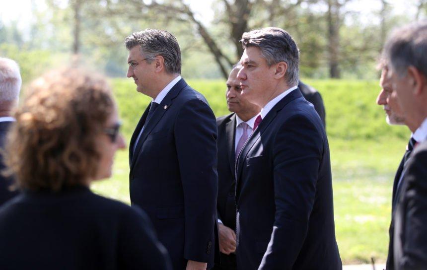 TRPIMIR GOLUŽA O MILANOVIĆU I HOS-ovoj SPOMEN PLOČI: Zašto mu ne smeta zločinac Vukašin Šoškočanin