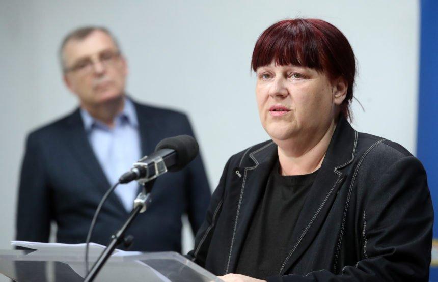 Liječnici prozvali zastupnicu HDZ-a Maju Grbu Bujević: Donedavno se stalno slikala, a sada je nema nigdje