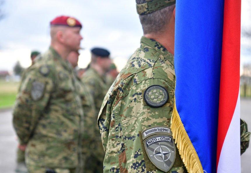 Hrvatski vojnici u Afganistanu proslavili Uskrs, obiteljima su poručili da ostanu doma