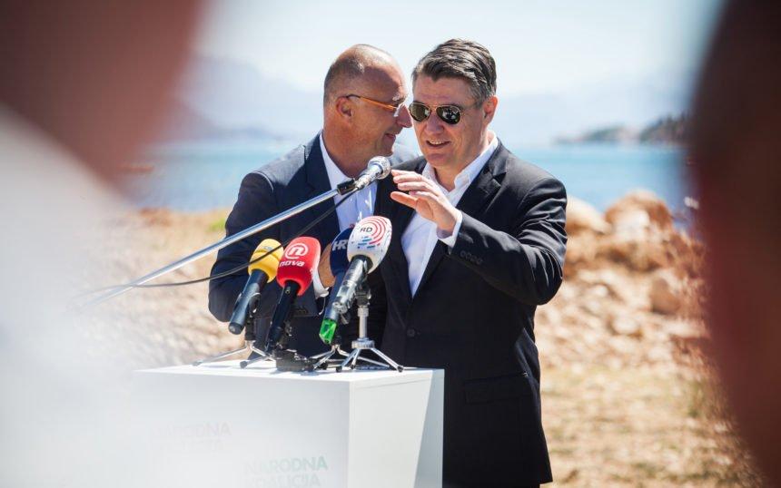 Gordan Malić kriminal s vjetroelektranama povezuje s Milijanom Brkićem, Ivanom Vrdoljakom, ali i s predsjednikom Zoranom Milanovićem