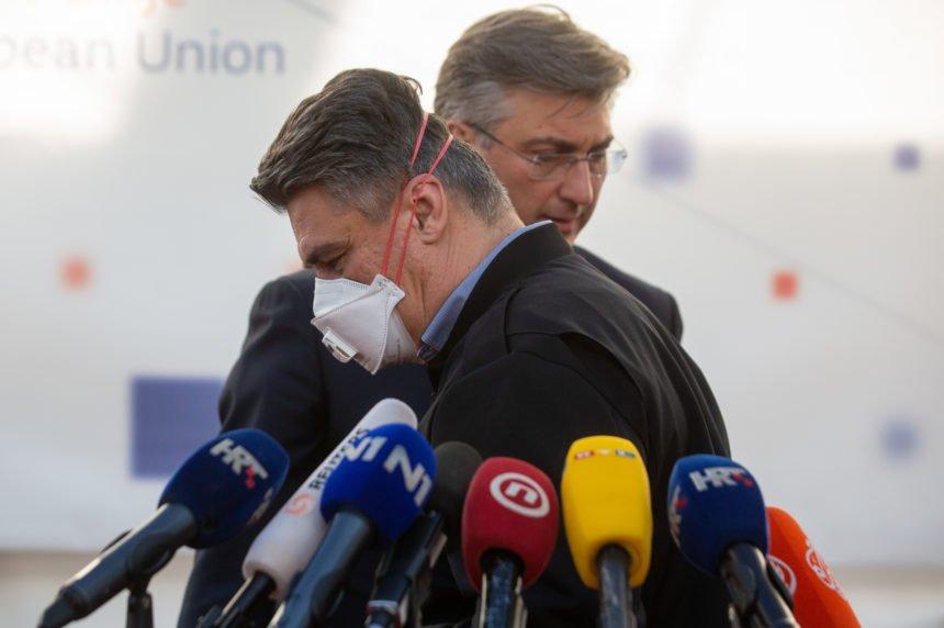 Milanović se požalio na premijera: Plenković me prekomjerno granatirao, govori da lažem