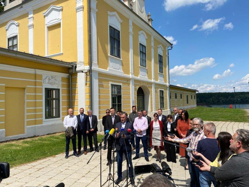 Škoro i Penava u Vukovaru objavili da idu zajedno na izbore: Tri su ključne točke oko kojih su se neupitno složili