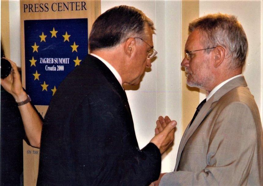 """Darko Bekić otkrio da je 1990. godine organizirao nekoliko """"tajnih"""" sastanaka Tuđmana i  Račana"""