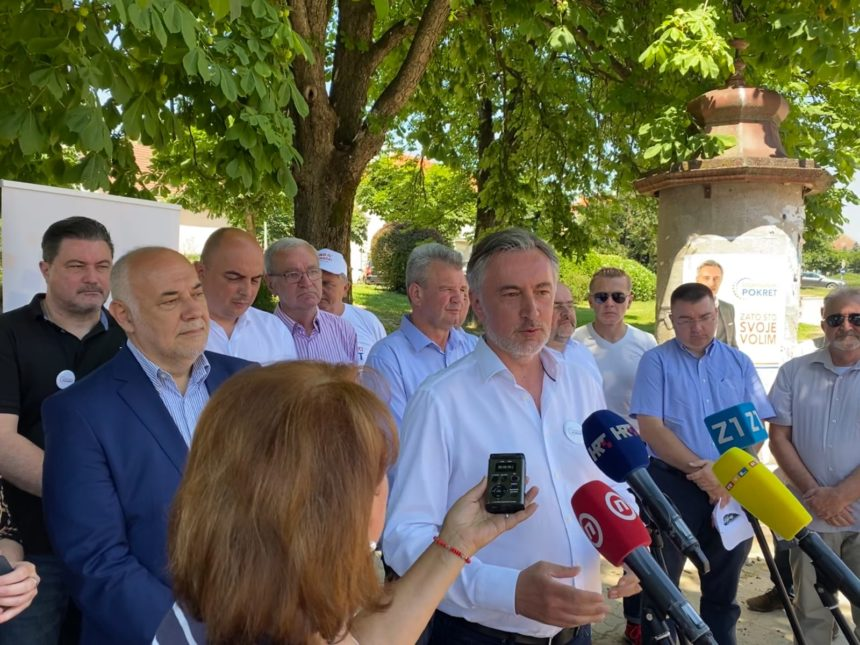 Škoro se ispričao što je na listu stavio spornu Dubravku Smoković: Nisu u pitanju vjetroelektrane, hrvatske banke, Agrokori ni Borg grupe