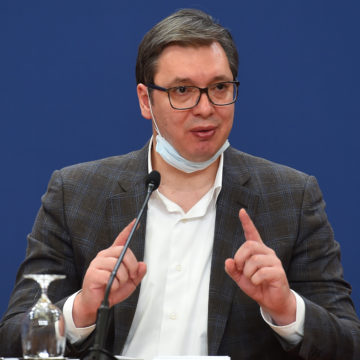 Vučić želi biti glavni igrač u regiji: Sada je najavio da će Srbija proizvoditi kinesko i rusko cjepivo
