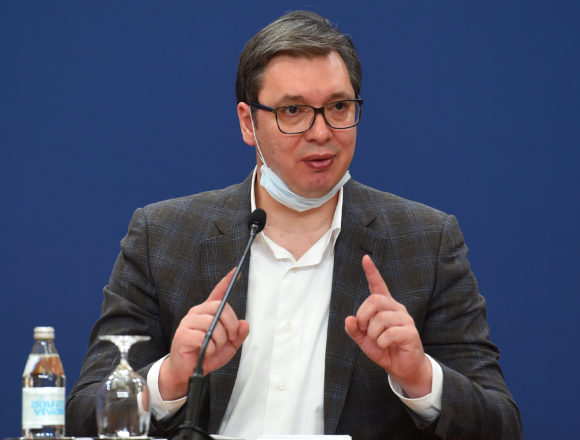 """Vučić optužio prosvjednike za """"čisti terorizam"""": Evo i zašto"""