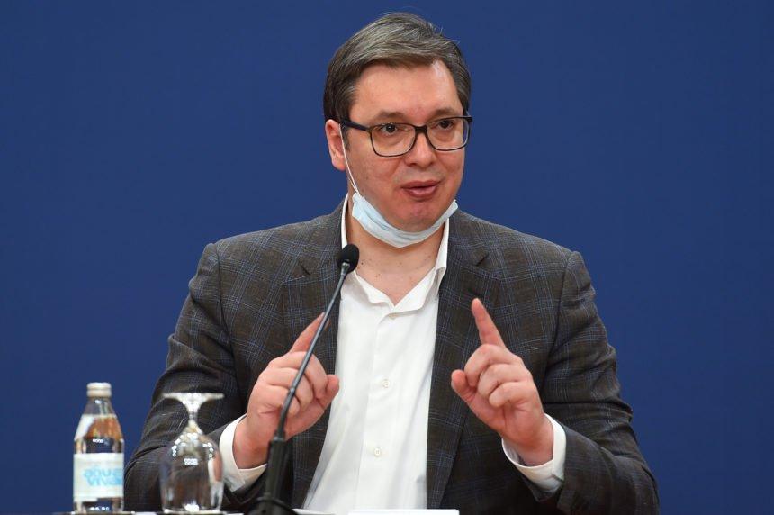 Vučić nevoljko čestitao Bidenu: Priznao je da je navijao za gubitnika Trumpa