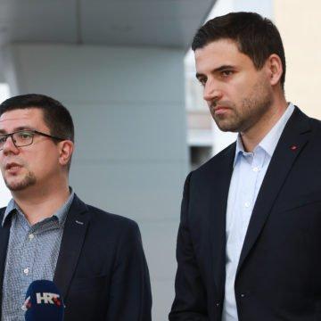 OBITELJSKO NASILJE U SDP-u? Saborski zastupnik Domagoj Hajduković i šef Bernardićeva ureda Mikulin bili su u ljubavnoj vezi